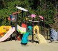 井手町|玉川さくら公園へ行ってきた!大型遊具や川遊びができる公園